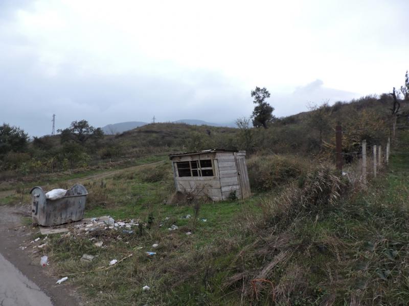მცხეთაში, სოფელ წეროვანში მდებარე 500.00 კვ.მ. არასასოფლო-სამეურნეო დანიშნულების მიწის ნაკვეთი